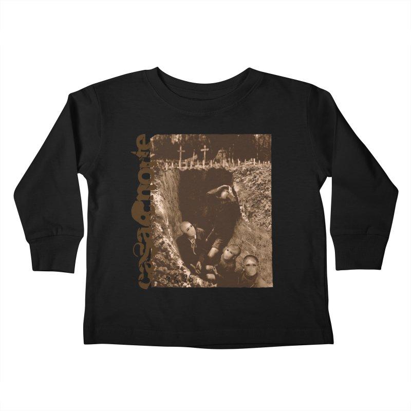 CasaNorte - HautaV Kids Toddler Longsleeve T-Shirt by Casa Norte's Artist Shop