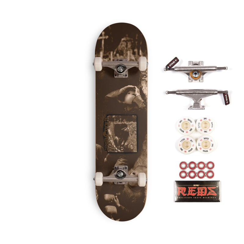 CasaNorte - HautaV Accessories Skateboard by Casa Norte's Artist Shop