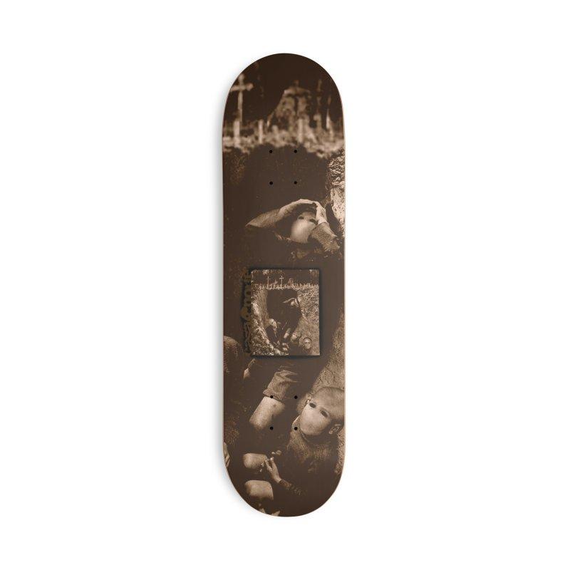 CasaNorte - HautaV Accessories Skateboard by Casa Norte's Artist Shop