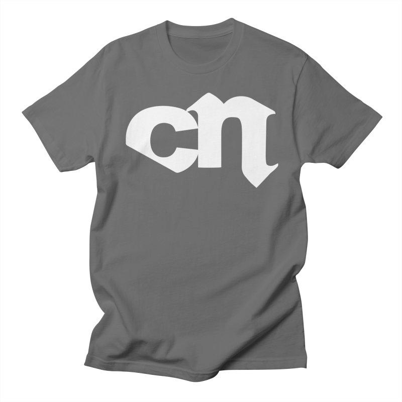 CasaNorte - CN Men's T-Shirt by Casa Norte's Artist Shop