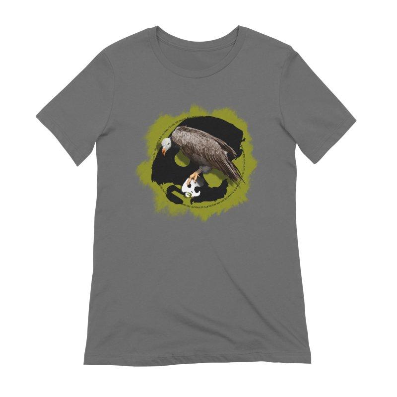 CasaNorte - VultureW Women's T-Shirt by CasaNorte's Artist Shop