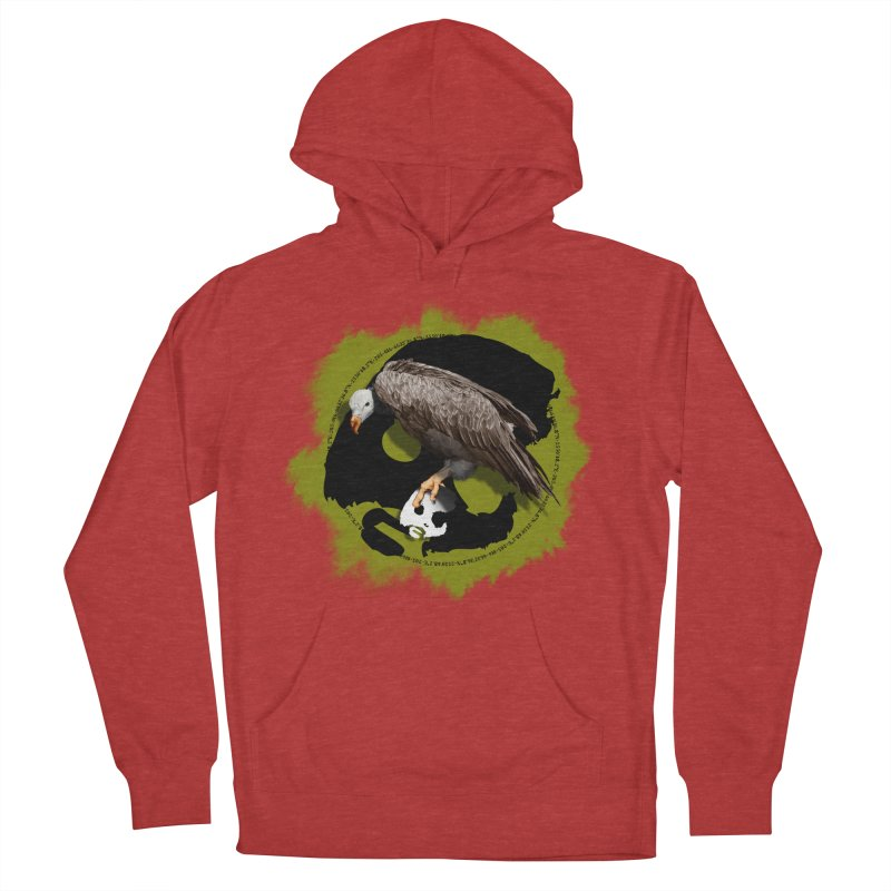 CasaNorte - VultureW Men's Pullover Hoody by Casa Norte's Artist Shop