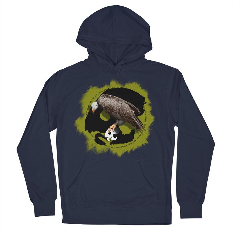 CasaNorte - VultureW Men's Pullover Hoody by Casa Norte's Artist Shop