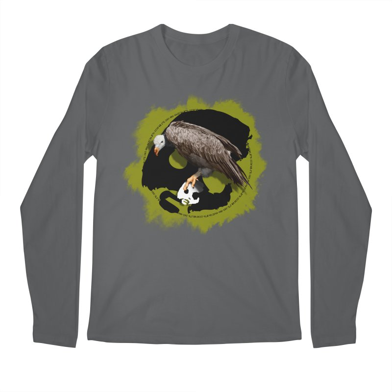 CasaNorte - VultureW Men's Longsleeve T-Shirt by Casa Norte's Artist Shop