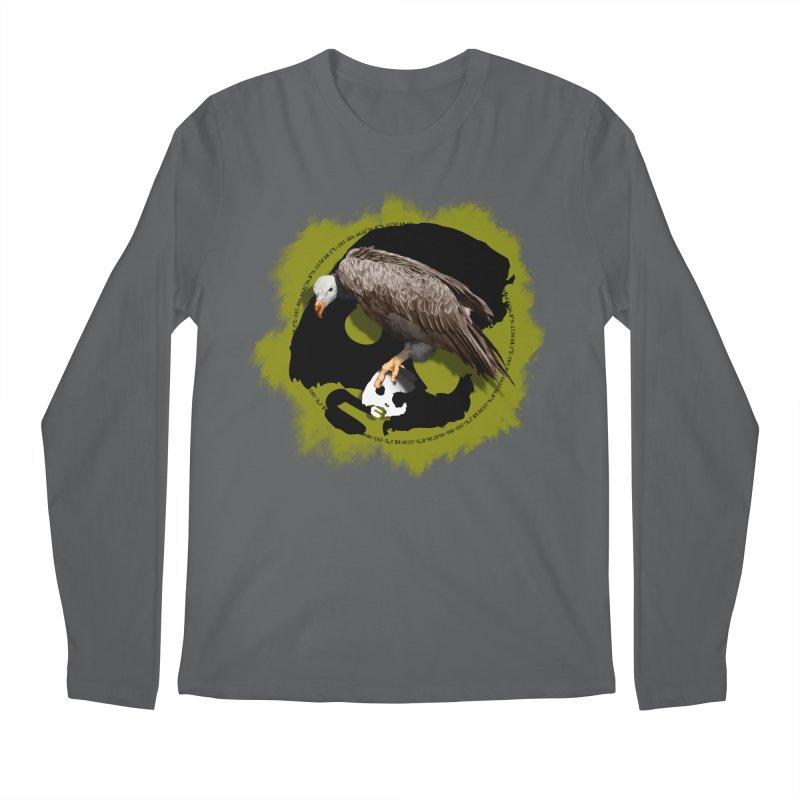 CasaNorte - VultureW Men's Longsleeve T-Shirt by Casa Norte's Artist Shop