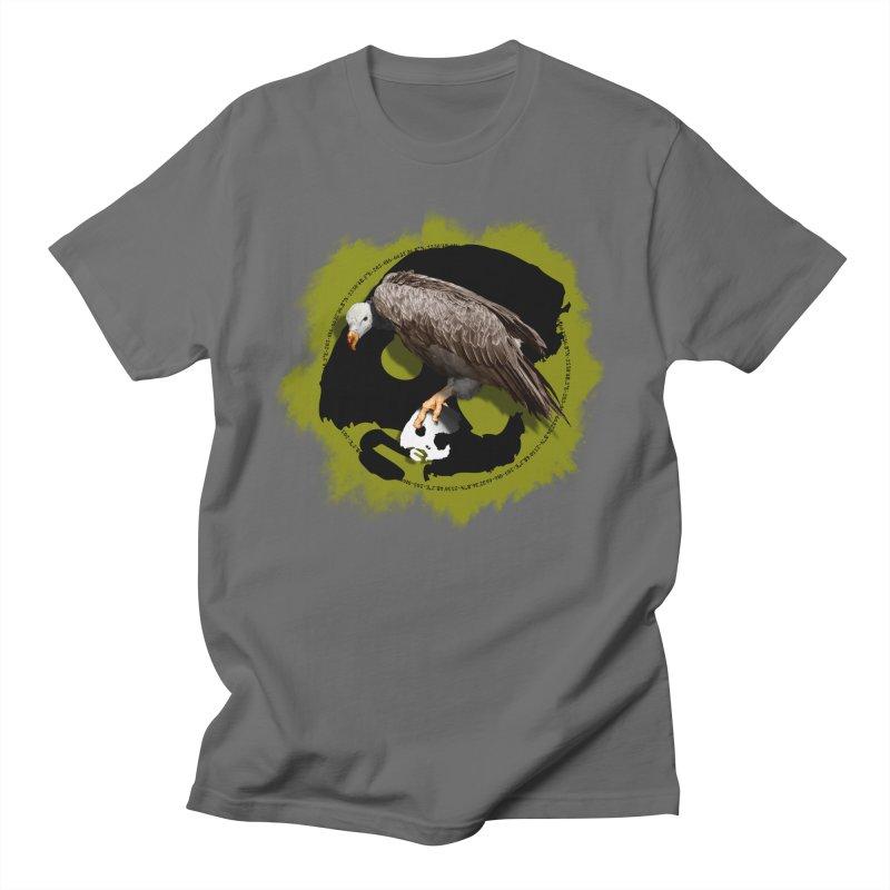 CasaNorte - VultureW Men's T-Shirt by Casa Norte's Artist Shop