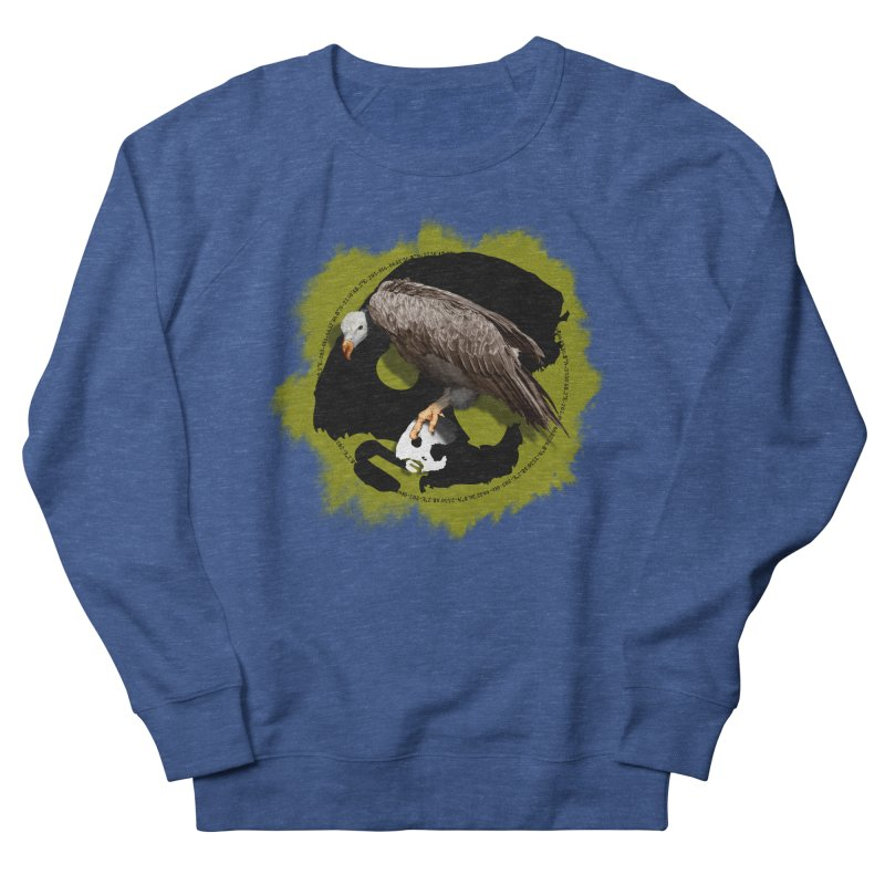 CasaNorte - VultureW Men's Sweatshirt by Casa Norte's Artist Shop