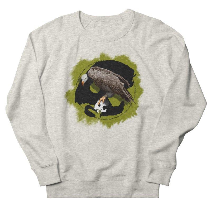 CasaNorte - VultureW Men's Sweatshirt by Casa Norte's Artist Shop
