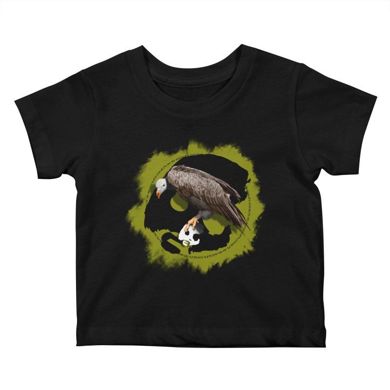 CasaNorte - VultureW Kids Baby T-Shirt by Casa Norte's Artist Shop