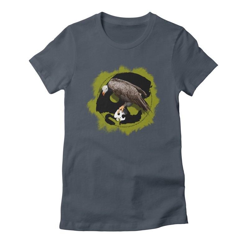 CasaNorte - VultureW Women's T-Shirt by Casa Norte's Artist Shop