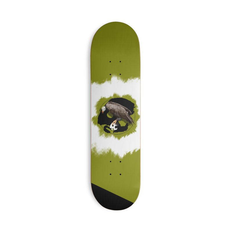 CasaNorte - VultureW Accessories Skateboard by Casa Norte's Artist Shop