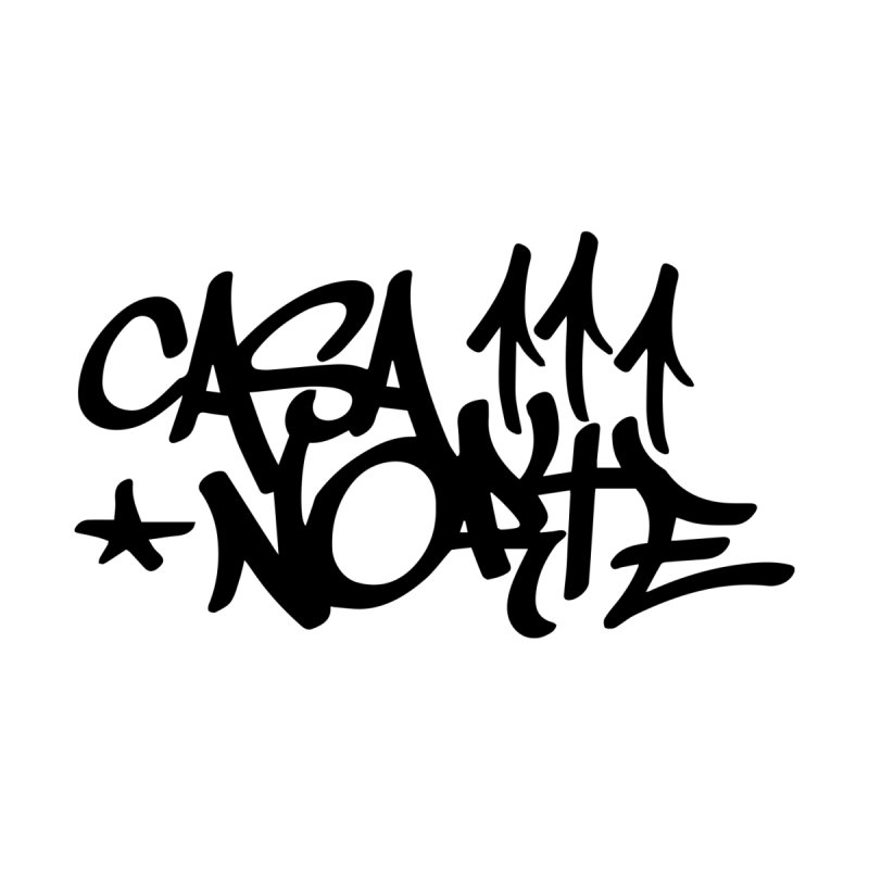 CasaNorte - Tag Accessories Skateboard by Casa Norte's Artist Shop