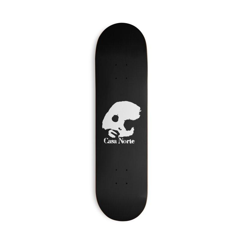 CasaNorte - CasaNorte8 Accessories Skateboard by Casa Norte's Artist Shop