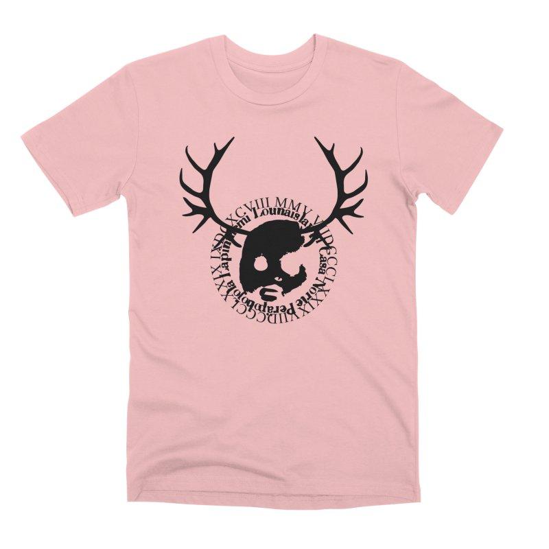 CasaNorte - PoroB Men's T-Shirt by Casa Norte's Artist Shop