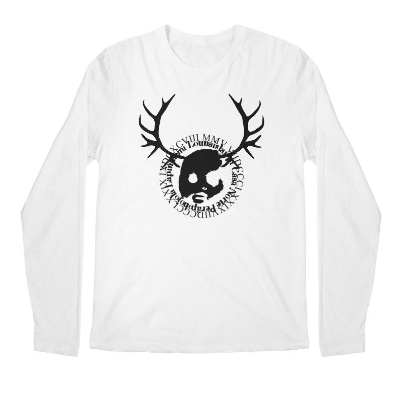 CasaNorte - PoroB Men's Longsleeve T-Shirt by Casa Norte's Artist Shop
