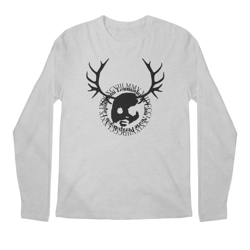 CasaNorte - PoroB Men's Longsleeve T-Shirt by Casa Norte's Artist Shop