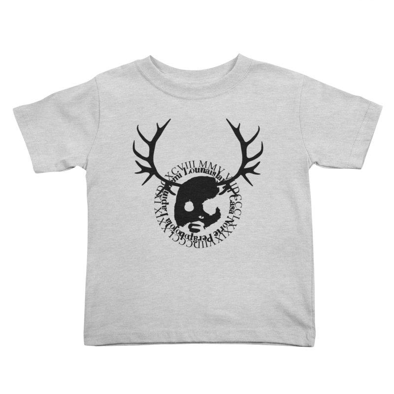 CasaNorte - PoroB Kids Toddler T-Shirt by Casa Norte's Artist Shop