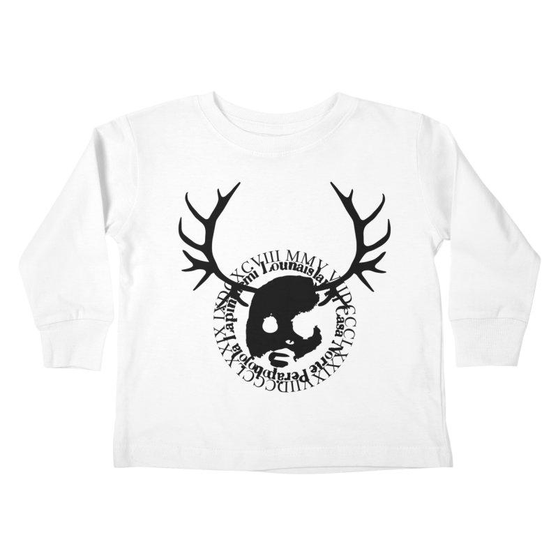 CasaNorte - PoroB Kids Toddler Longsleeve T-Shirt by Casa Norte's Artist Shop