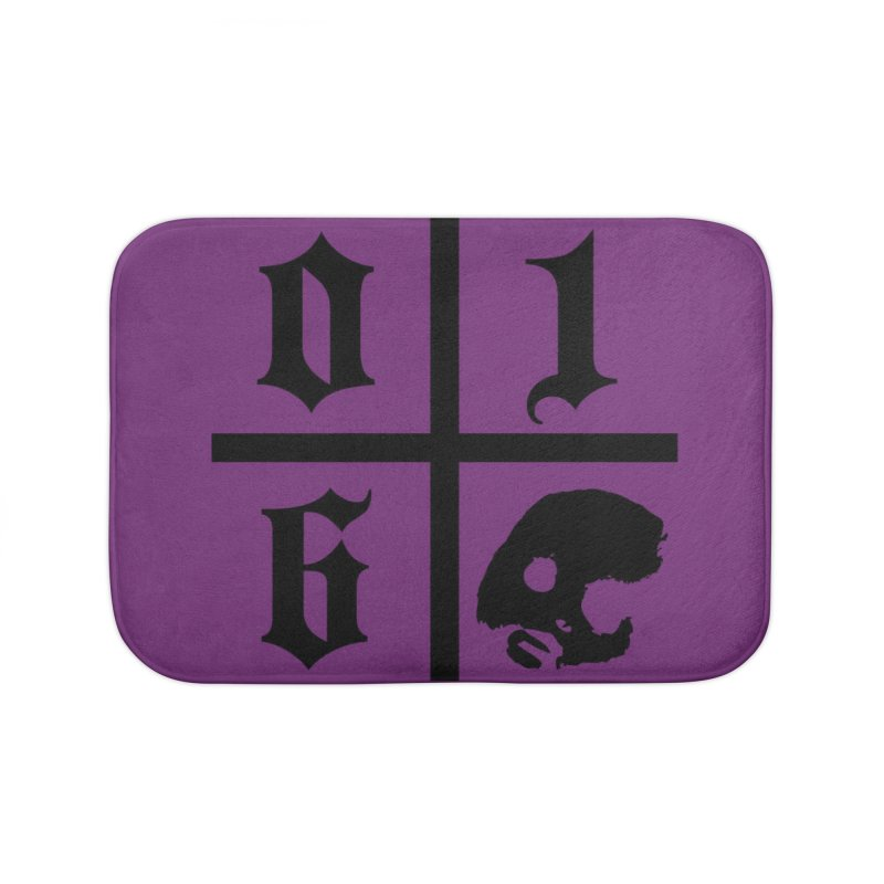 CasaNorte - 016DollV Home Bath Mat by CasaNorte's Artist Shop