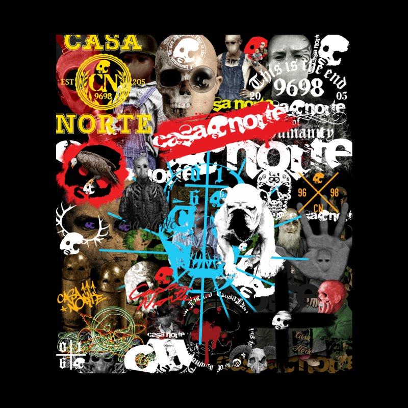 CasaNorte - CNWorld by CasaNorte's Artist Shop