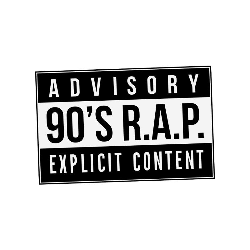 90sRAP - Explicit by CasaNorte's Artist Shop