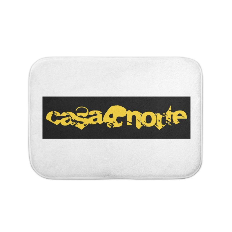 CasaNorte - BlackBox Home Bath Mat by CasaNorte's Artist Shop