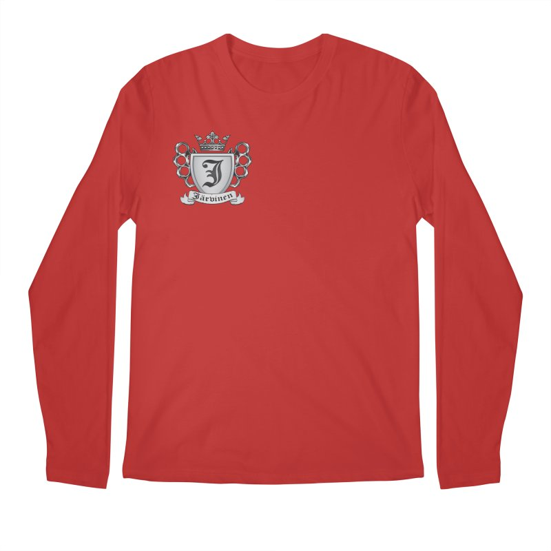Order - JM Men's Longsleeve T-Shirt by CasaNorte's Artist Shop