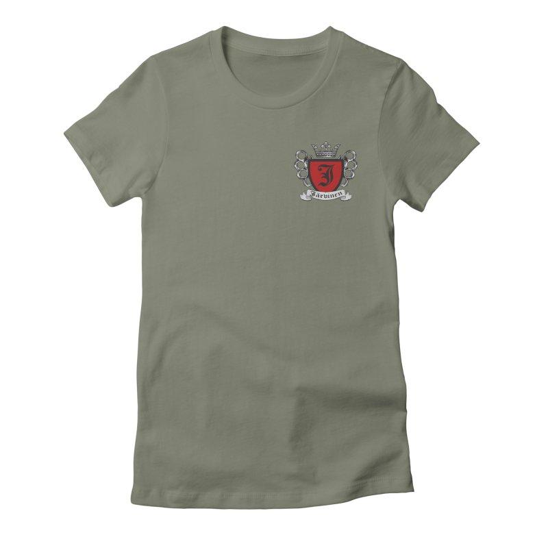 Order - JJ Women's Fitted T-Shirt by CasaNorte's Artist Shop