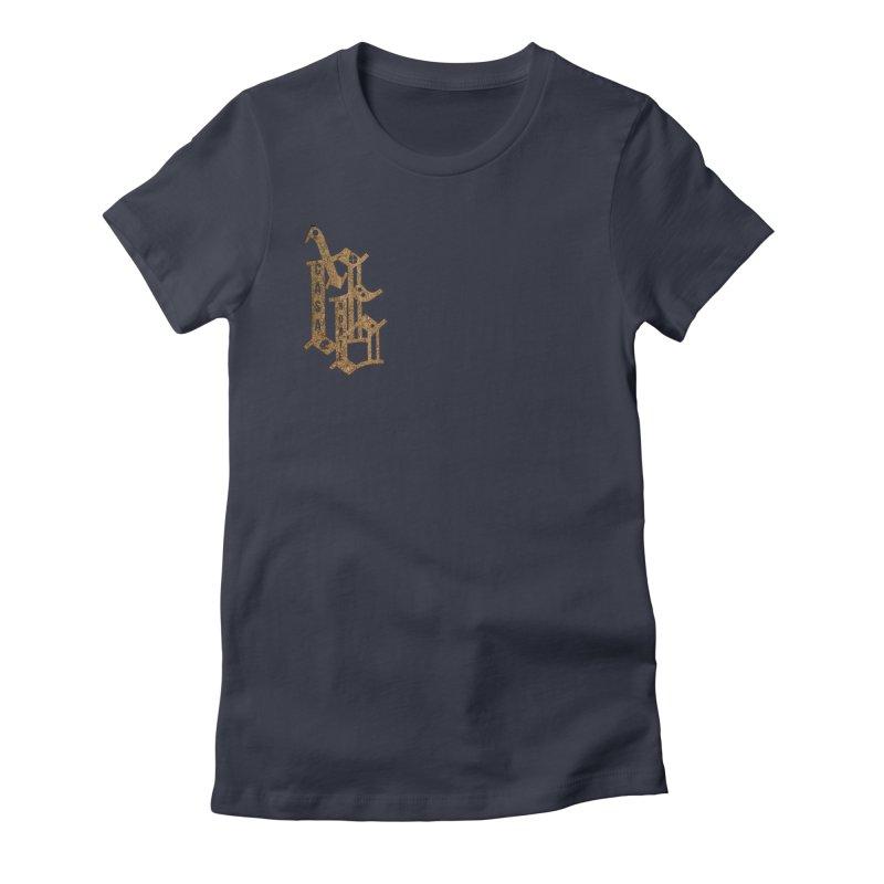 CasaNorte - Out Women's Fitted T-Shirt by CasaNorte's Artist Shop