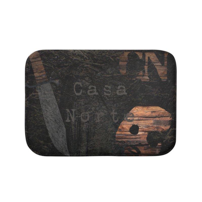 CasaNorte - CasaForest Home Bath Mat by CasaNorte's Artist Shop