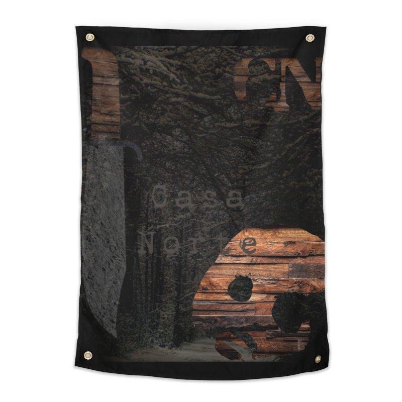 CasaNorte - CasaForest Home Tapestry by CasaNorte's Artist Shop