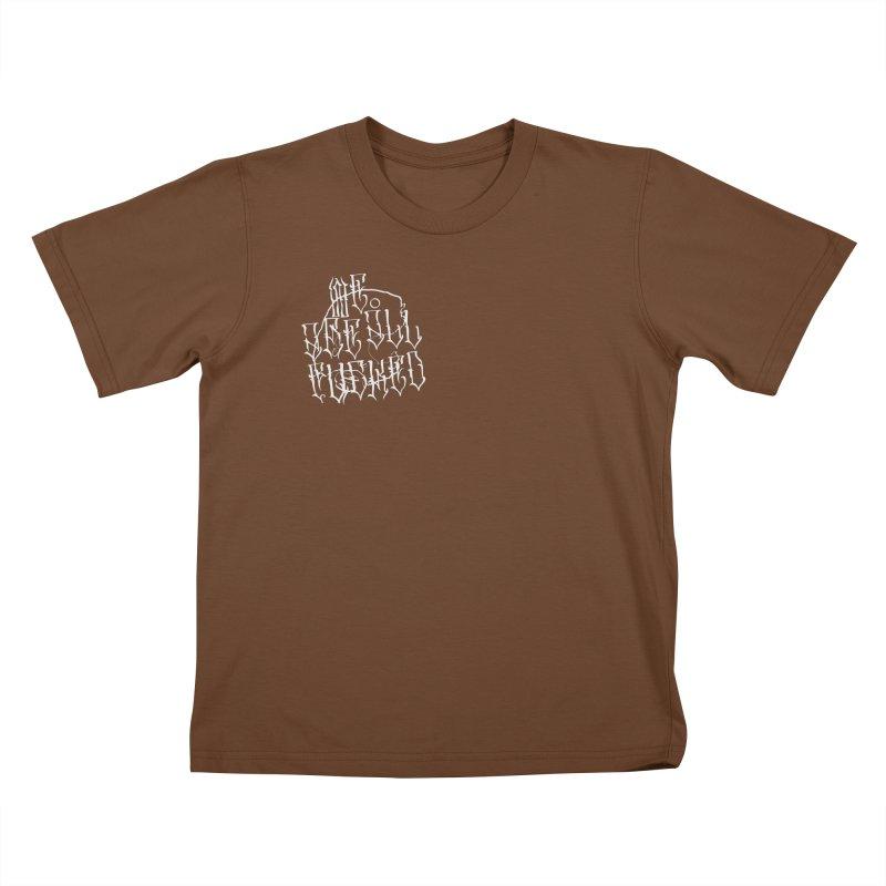 CasaNorte - Tear Kids T-Shirt by CasaNorte's Artist Shop