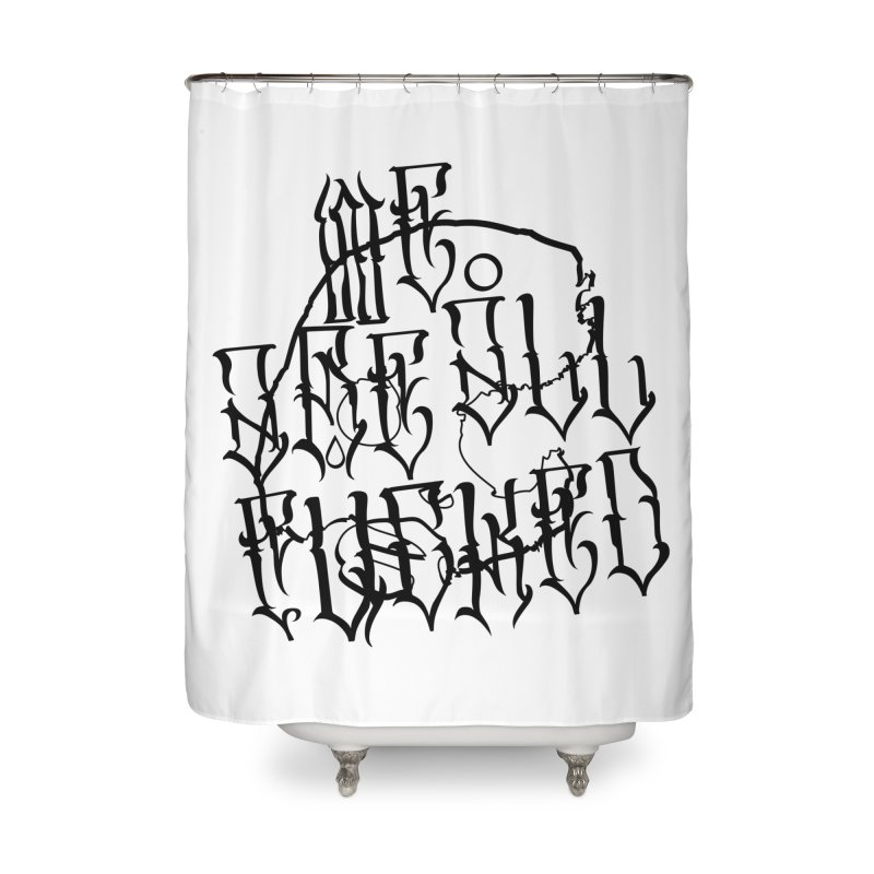 CasaNorte - TearB Home Shower Curtain by CasaNorte's Artist Shop