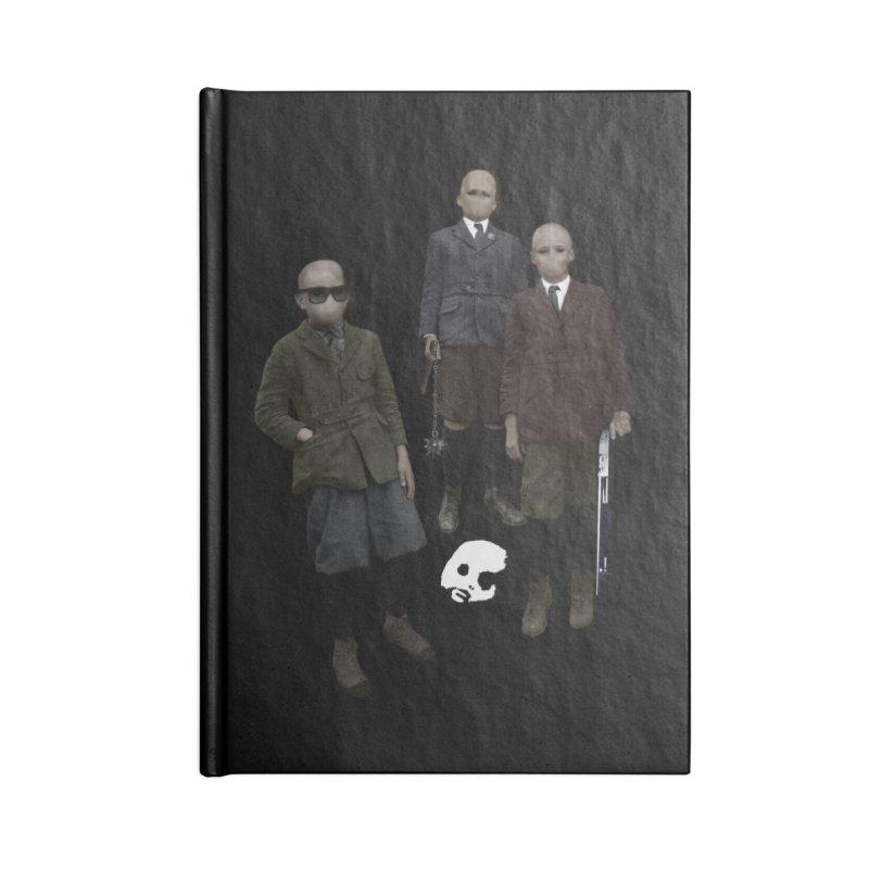 CasaNorte - Standing2 Accessories Notebook by CasaNorte's Artist Shop