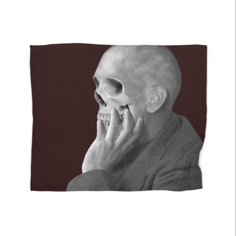 CasaNorte - Thoughts Home Blanket by Casa Norte's Artist Shop