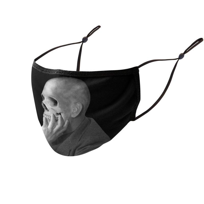 CasaNorte - Thoughts Accessories Face Mask by Casa Norte's Artist Shop