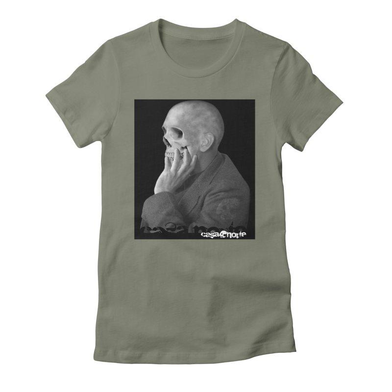 CasaNorte - Thoughts Women's T-Shirt by Casa Norte's Artist Shop