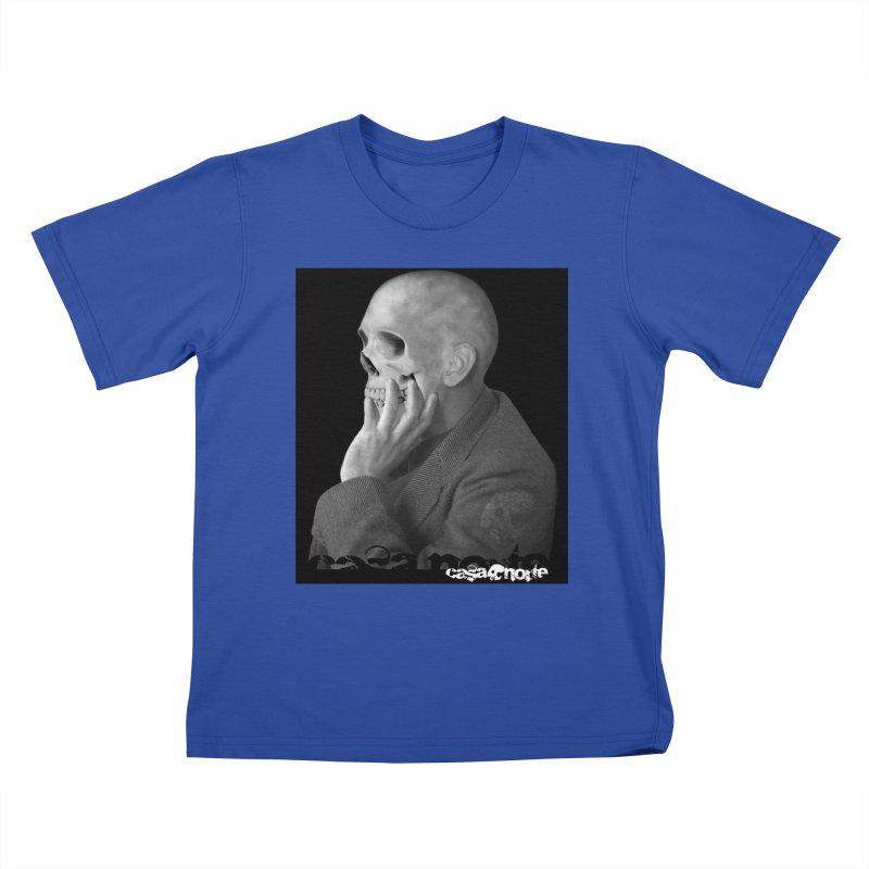 CasaNorte - Thoughts Kids T-Shirt by Casa Norte's Artist Shop