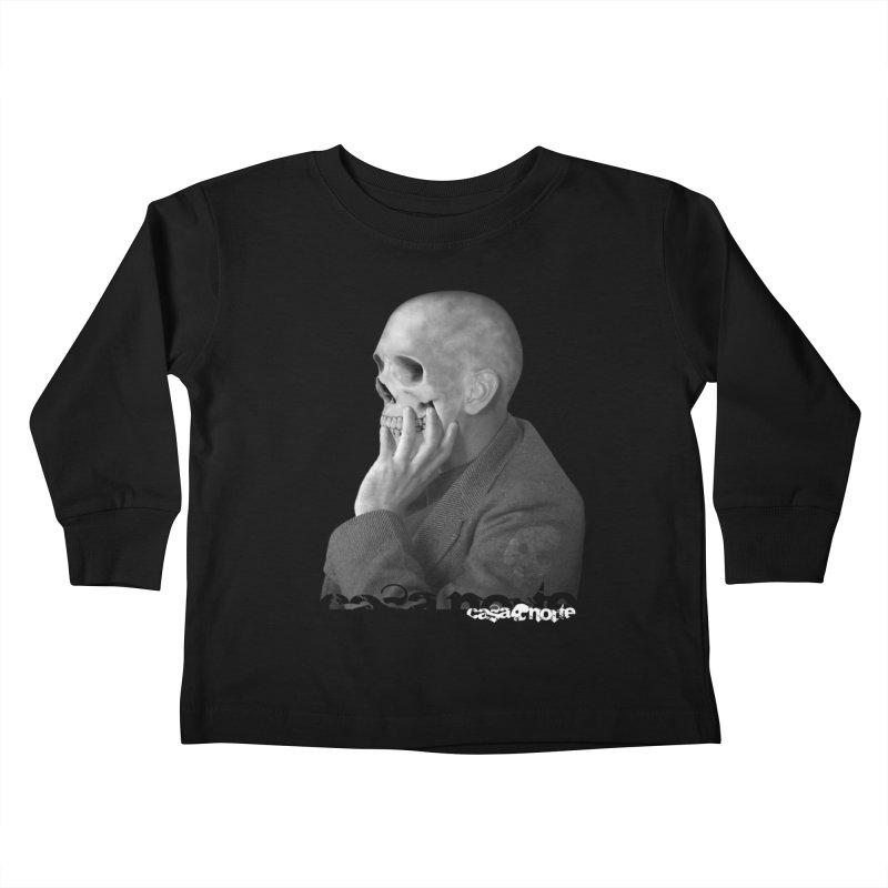 CasaNorte - Thoughts Kids Toddler Longsleeve T-Shirt by Casa Norte's Artist Shop