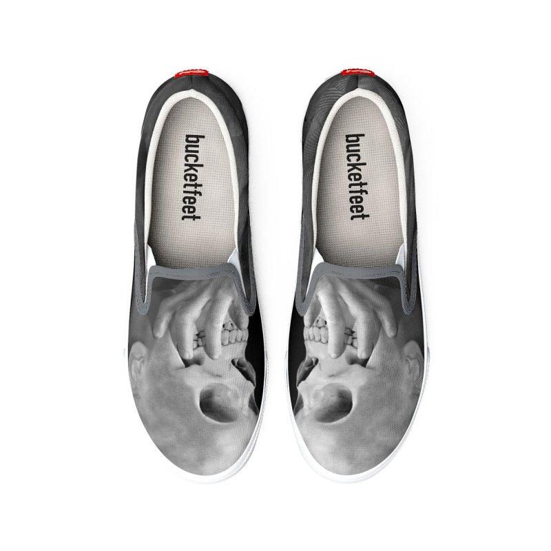 CasaNorte - Thoughts Men's Shoes by Casa Norte's Artist Shop