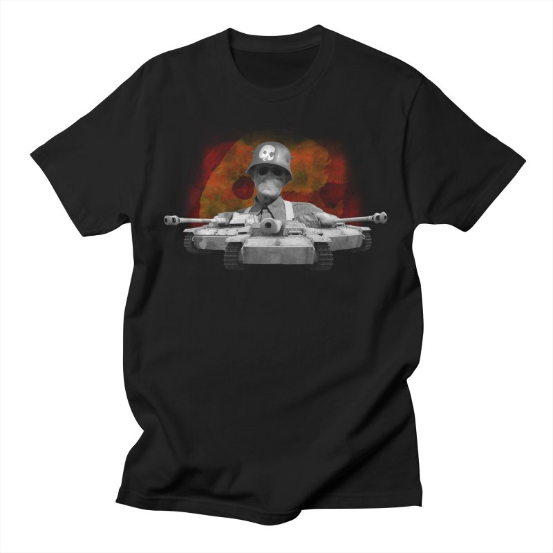 CasaNorte - Tanks Men's T-Shirt by Casa Norte's Artist Shop