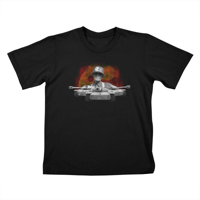 CasaNorte - Tanks Kids T-Shirt by Casa Norte's Artist Shop