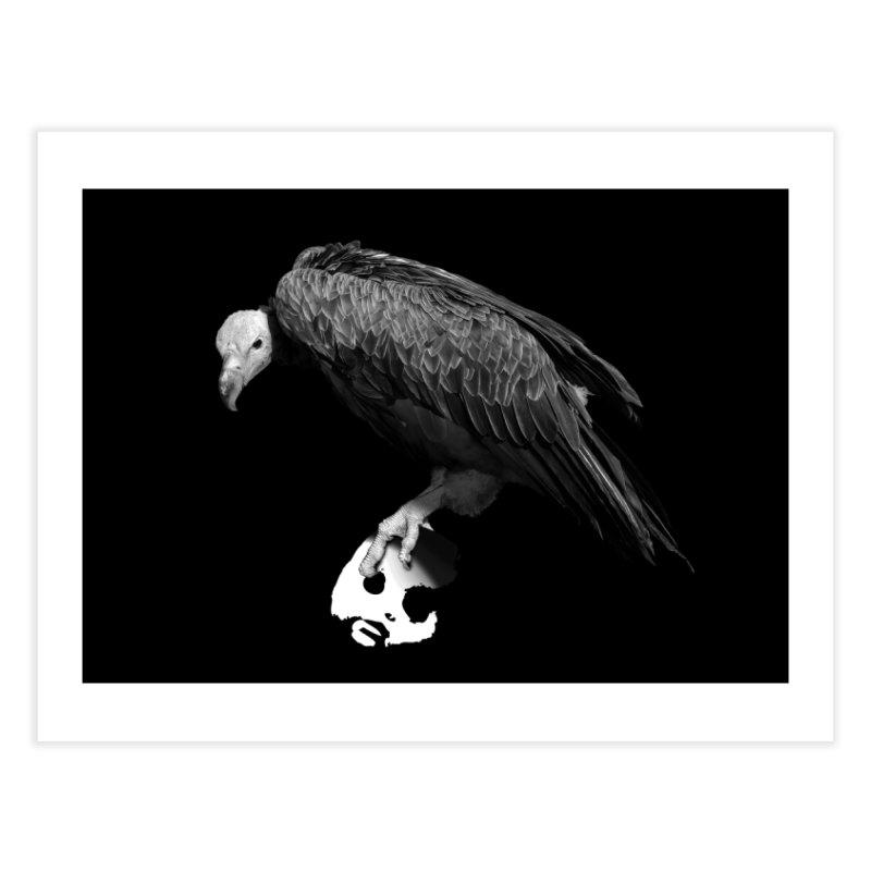 CasaNorte - Vulture Home Fine Art Print by Casa Norte's Artist Shop