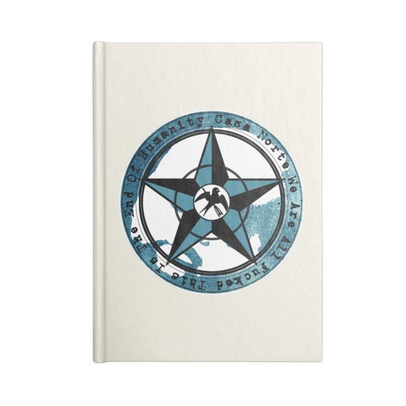 CasaNorte - Swallow Accessories Notebook by CasaNorte's Artist Shop
