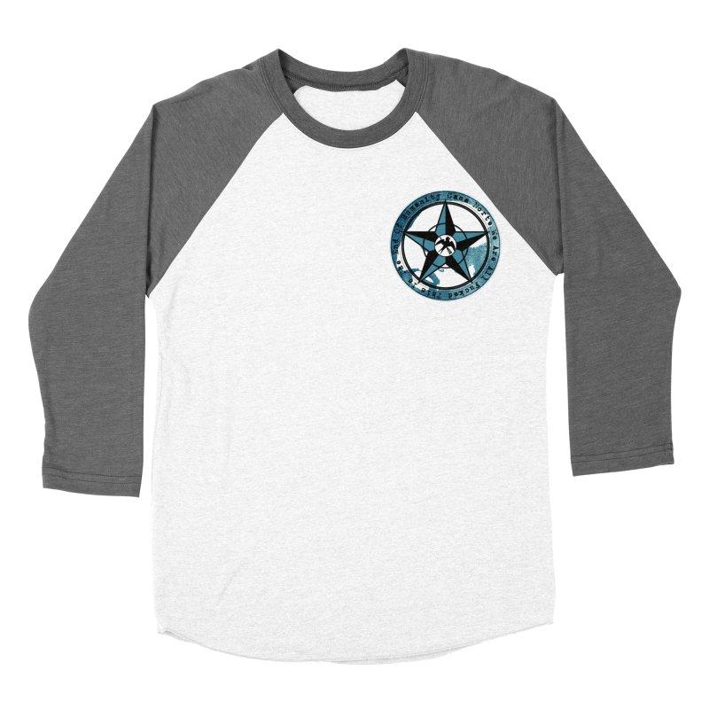 CasaNorte - Swallow Men's Baseball Triblend T-Shirt by CasaNorte's Artist Shop