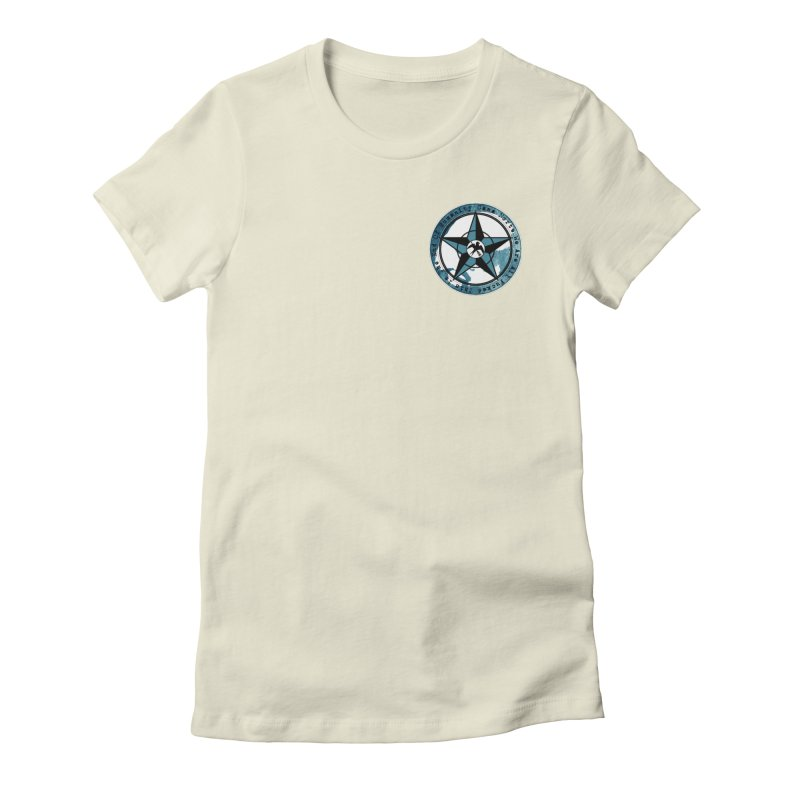CasaNorte - Swallow Women's Fitted T-Shirt by CasaNorte's Artist Shop