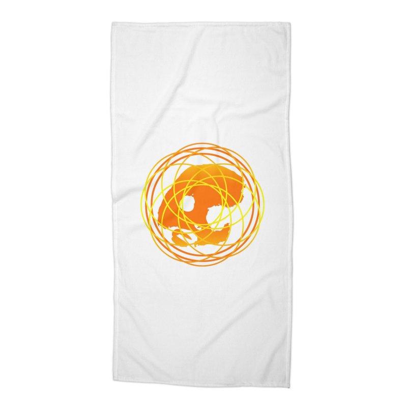CasaNorte - Sun Accessories Beach Towel by CasaNorte's Artist Shop