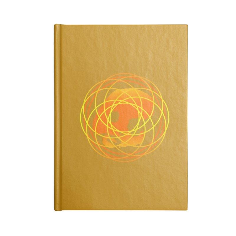 CasaNorte - Sun Accessories Notebook by CasaNorte's Artist Shop