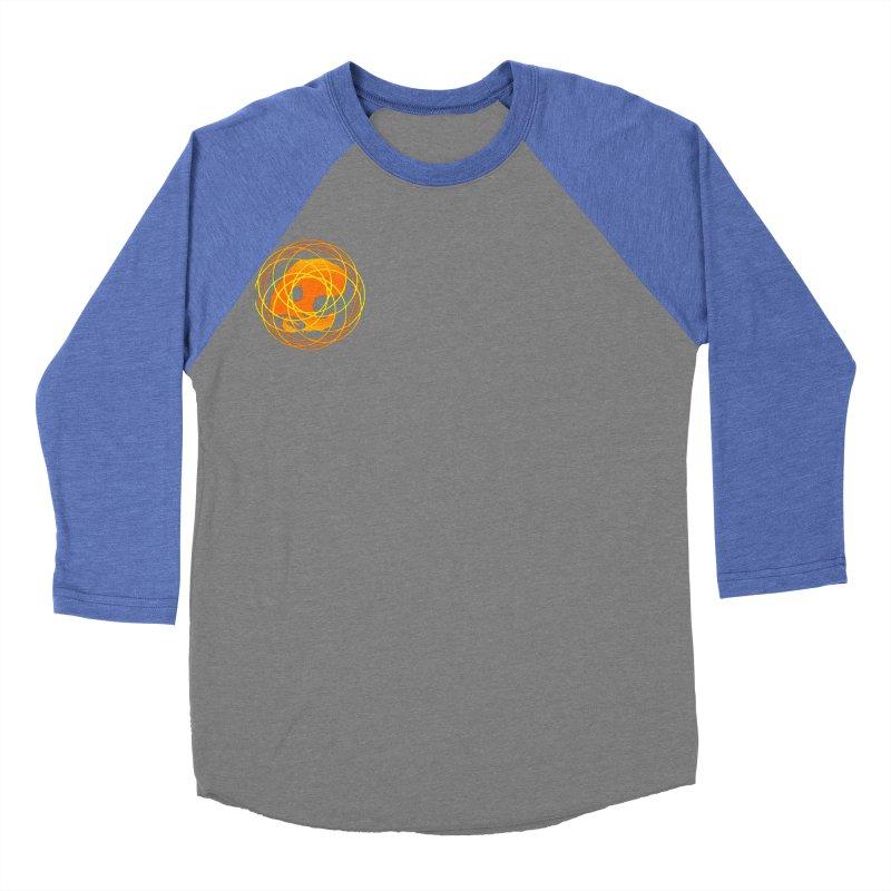 CasaNorte - Sun Men's Baseball Triblend T-Shirt by CasaNorte's Artist Shop