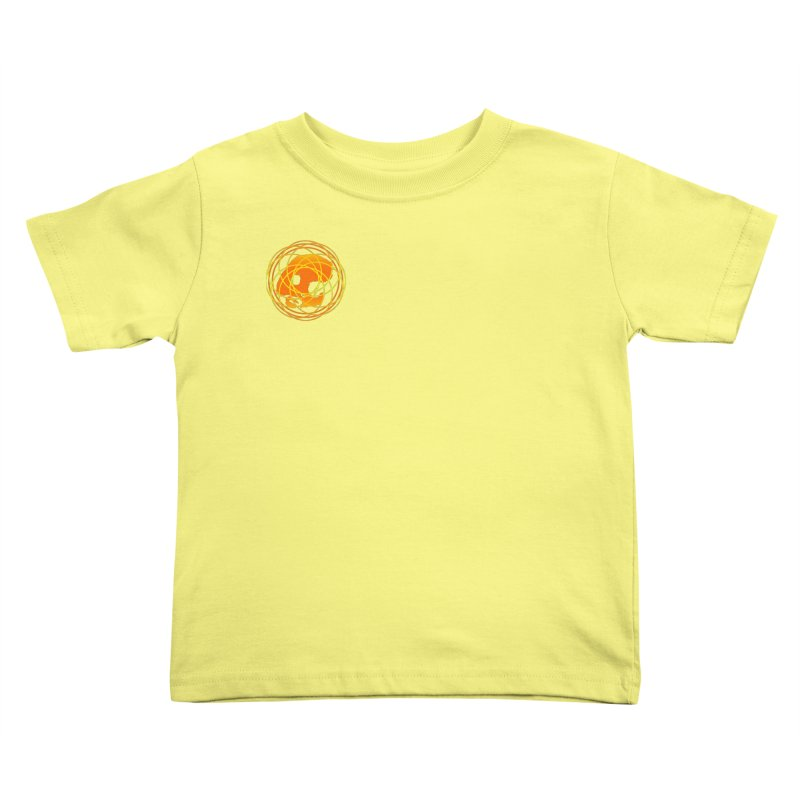 CasaNorte - Sun Kids Toddler T-Shirt by CasaNorte's Artist Shop
